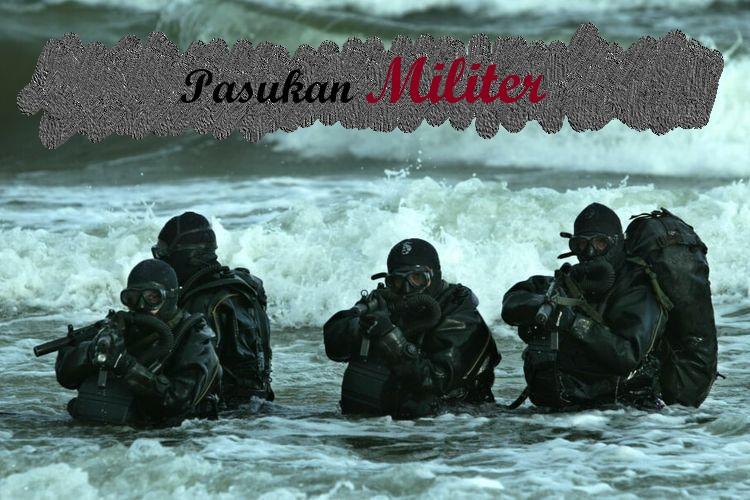 Pasukan Militer Ternama Di Dunia