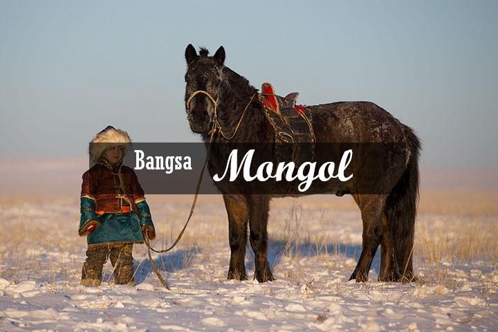 Bangsa Mongol
