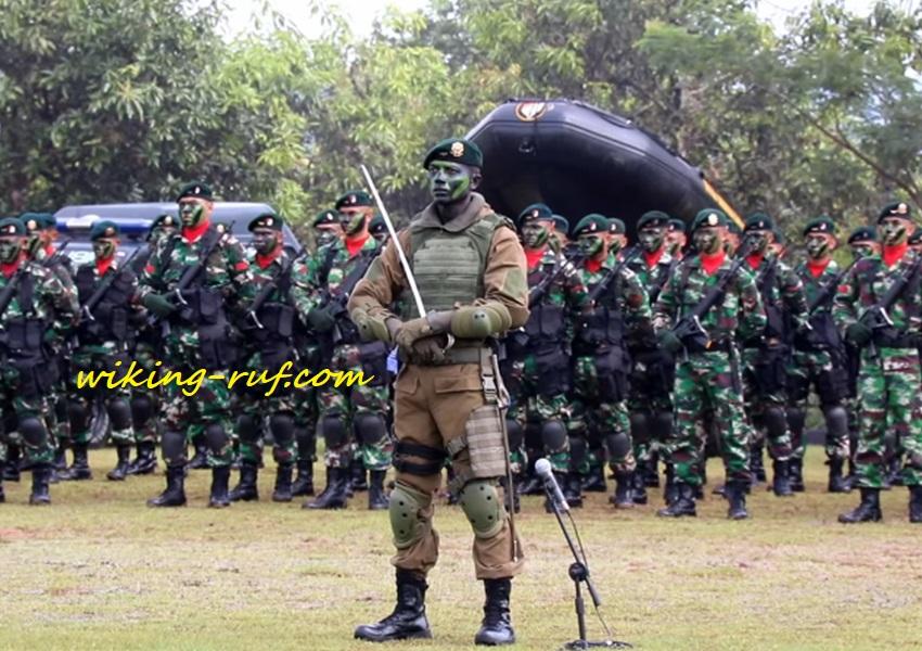 Kehebatan Militer Indonesia Mendapat Pengakuan Internasional