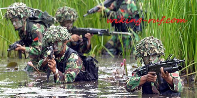 Kehebatan Militer Indonesia Menuai Berbagai Penghargaan Bergengsi