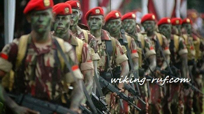 Kopassus Merupakan Kehebatan Militer Indonesia