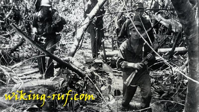 Latihan Kejam Tentara Pasca Perang Dunia II
