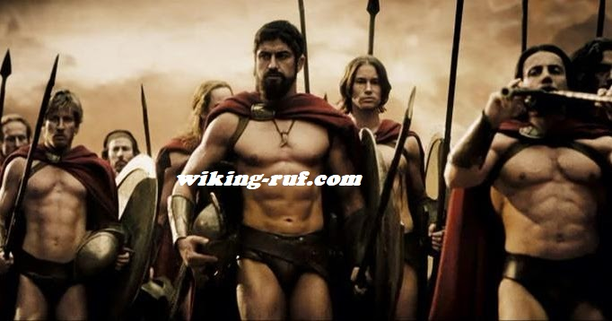 Legenda Prajurit Sparta Terkenal Karena Ketangguhannya
