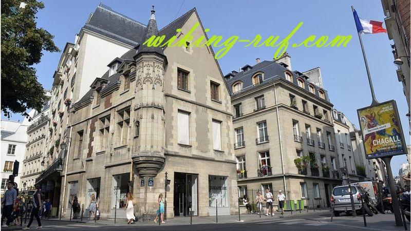 Sejarah Prajurit Perang Salib Bertebaran di kota Paris
